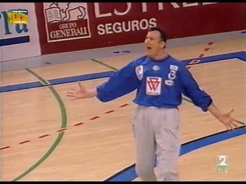 Liga ASOBAL 2001/02 - San Antonio vs Altea - Jornada 30 (Pamplona)