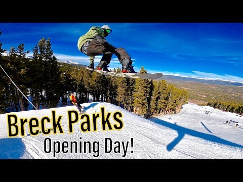 Breckenridge Parks OPENING DAY MADNESS!!