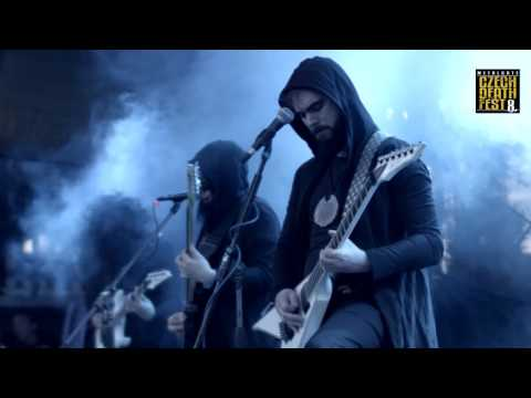 The Great Old Ones live @ MetalGate Czech Death Fest 2016