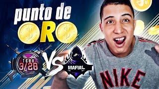 3/20 vs MAFIAL (VERSUS POLÉMICO QUE SE DEFINIÓ A PUNTO DE ORO) ¡ÉPICO! FREE FIRE