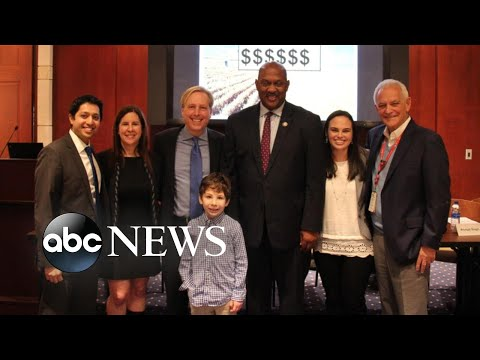 ABC News Shines a Light on Celiac Disease in the America Strong Segment