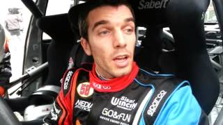Alex De Angelis | Mitsubishi Lancer N4 | Prealpi Master Show 2012