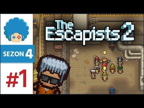 The Escapists 2 PL #1 | Sezon 4 | Na pokładzie H.M.P Offshore