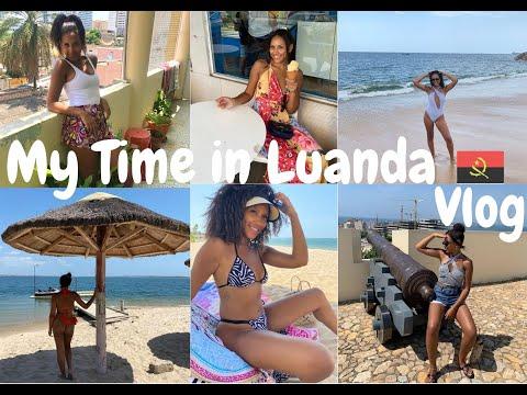 MY TIME IN LUANDA | Irina Raquel