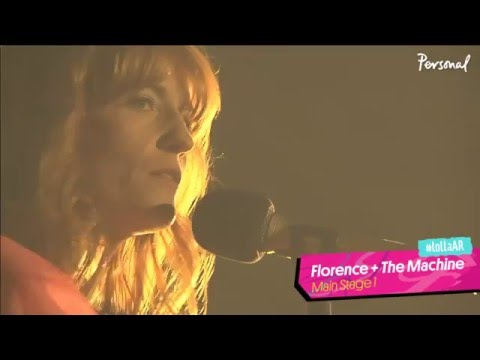 Florence + The Machine - Lollapalooza Argentina 2016, Full Concert, Live