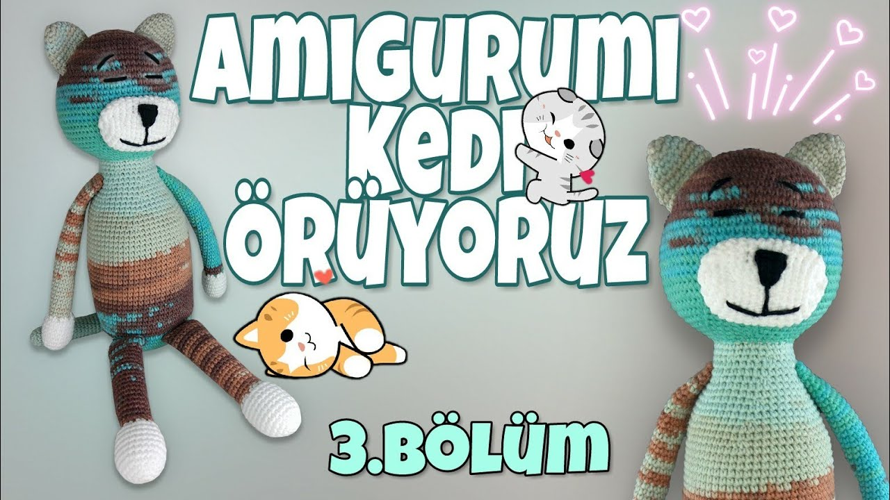 Amigurumi Türkiye-Hayley At Tarifi | 720x1280