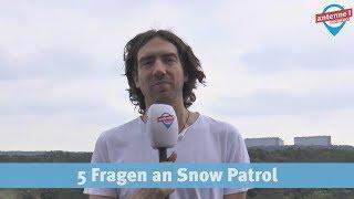 Stars aufm Dach - Snow Patrol
