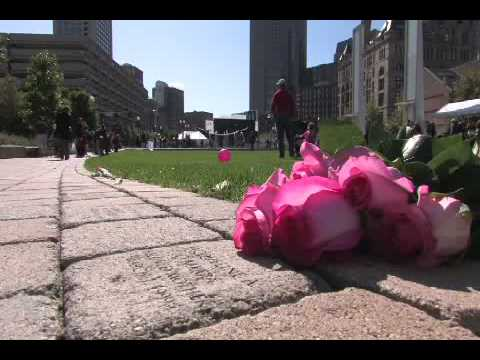 Rose Fitzgerald Kennedy Greenway Inaugural Celebration