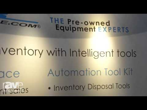 InfoComm 2014: GearSource Talks About Their Offerings of Restock and Pre-Owned Equipment