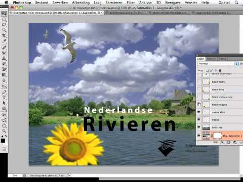 Cursus Photoshop Basis
