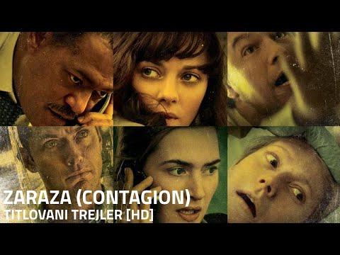 Zaraza (Contagion) - Titlovani trejler [HD]