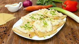 Лазанья в конвертиках - Рецепты от Со Вкусом