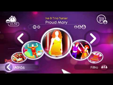 [Wii] Just Dance 2 - Song list + Extras