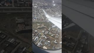 Vuelo LATAM La Paz Bolivia -Santiago de Chile