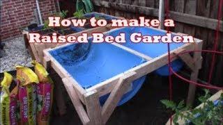 Gambar cover How to build a Barrel Raise Bed  Garden