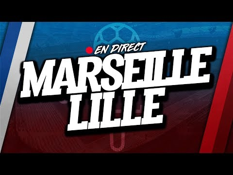 🔴 DIRECT / LIVE : MARSEILLE - LILLE // Club House ( OM - LOSC )