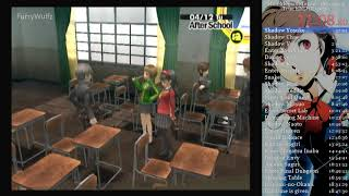 Persona 4 (PS2) Expert, True Ending Speedrun in 16:14:24 part 1