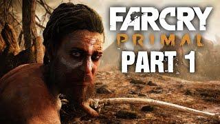 Far Cry Primal Walkthrough Part 1 - INTRO (FULL GAME) Xbox One Gameplay