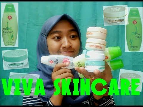 Paket Produk Viva Untuk Kulit Berjerawat Reseller Skin Care