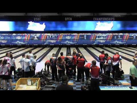 BuddiesProShop.com and 123Bowl.com - 2018 USBC Open Championships Team Event