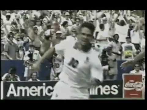 Roberto Baggio Italia Nigeria 1-1 USA 1994