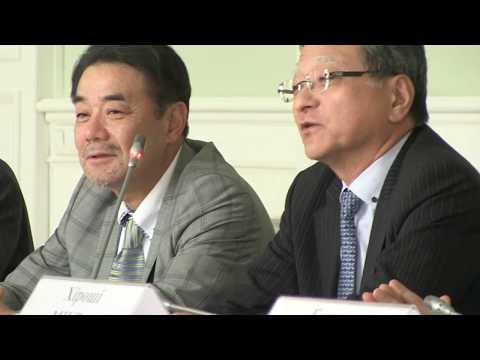 Кличко зустрівся з керівництвом японської компанії Itochu