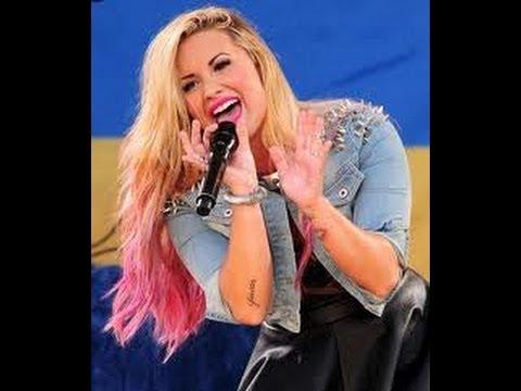 Demi Lovato on Returning to