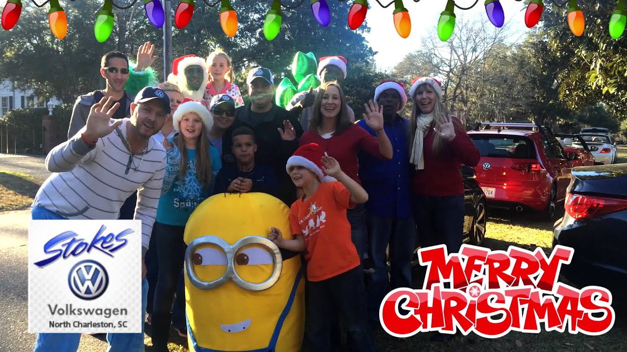 Summerville Christmas Parade - Merry Christmas from Stokes VW Team ...