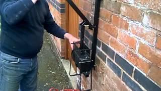 Repeat youtube video paper briquette maker paper log maker
