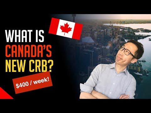 What Is Canada's New EI?? (CRB $400/week GUIDE)