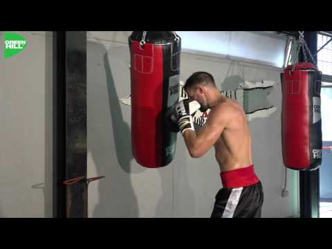 GREEN HILL Saco Relleno Profesional Punching Bag Heavy Bag Cuero