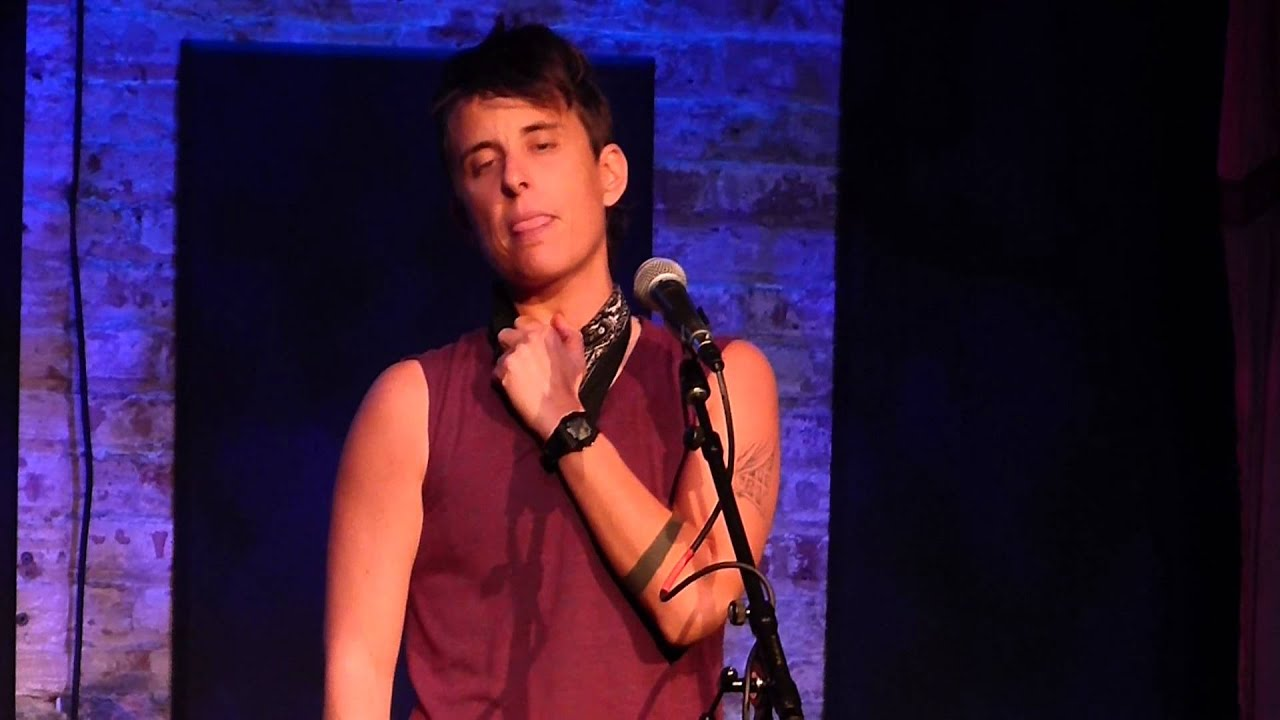 Touring With A Black Poet Andrea Gibson