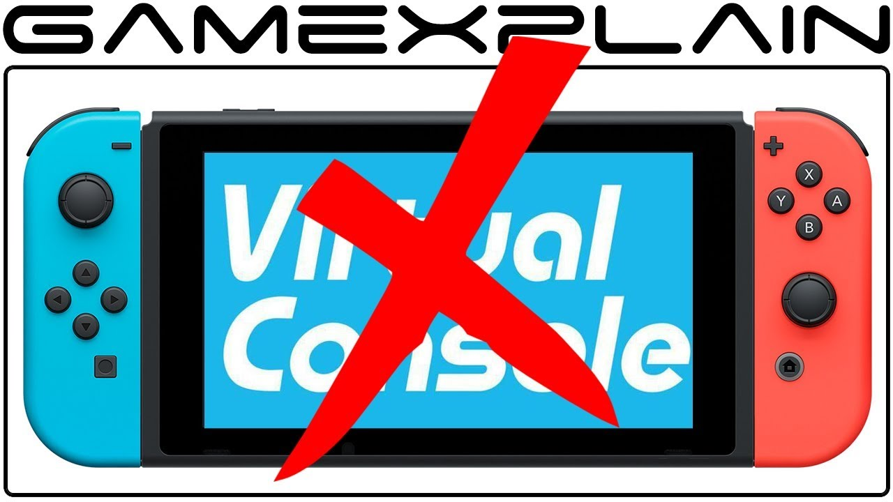 Nintendo Confirms No Virtual Console on the Switch
