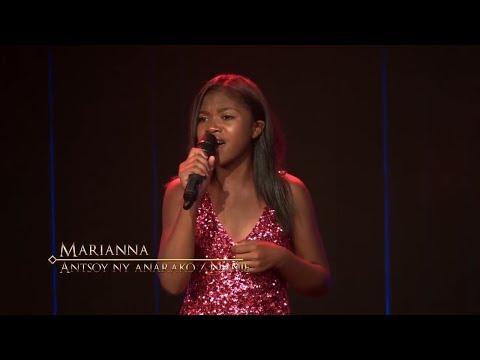 La Voix d'or Marianna - Antsoy ny anarako(Nanie) Saison 2 prime 1