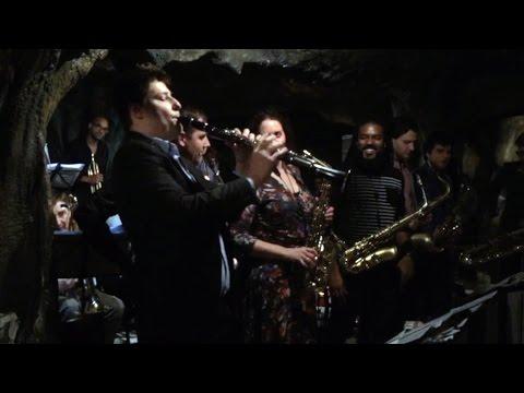 Bohemian Caverns Jazz Orchestra Final Performance at the Bohemian Caverns 2016