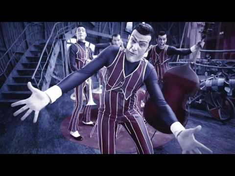 We Are Number One But With Electronic Sounds