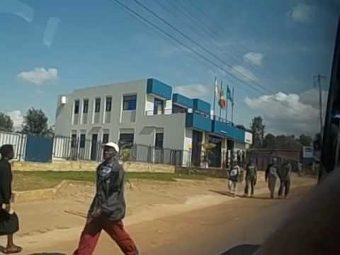 Burundi  Kayanza  Vistas desde el autobús  Views from the bus  2016