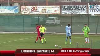 Serie D Girone D Romagna Centro-Vigor Carpaneto 1-1