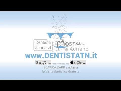 Dentista Trento dr. Adriano Mosna