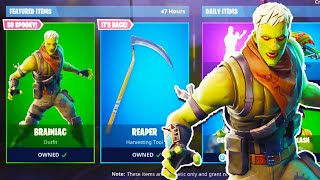 New GHOUL TROOPER Skin & REAPER Pickaxe GAMEPLAY in Fortnite! (Fortnite Battle Royale)
