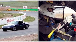 KBB Races a Mazda Miata - Part 5: On Track With NASA