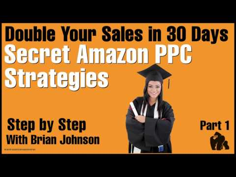 Amazon Pay Per Click  Tips Tutorial Strategy & Review of PPC Scope