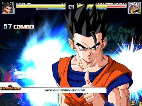 Ultimate Gohan Extreme Butoden by SUI (BR) - YouTube