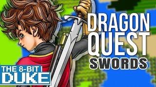 Dragon Quest Swords - The 8-Bit Duke