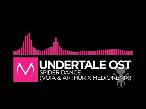 [Drumstep] - Undertale OST - Spider Dance (Voia & Arthur X Medic Remix) [Free Download]