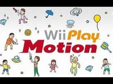 Wii Play Motion - Livestream 1