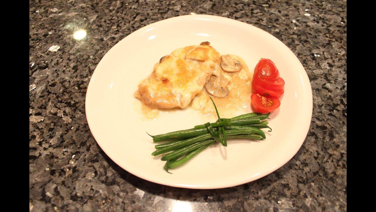 Chicken Lombardy Recipe Orsararecipes Youtube