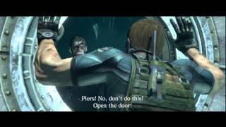 Resident Evil 6 - Chris Ending [HD]