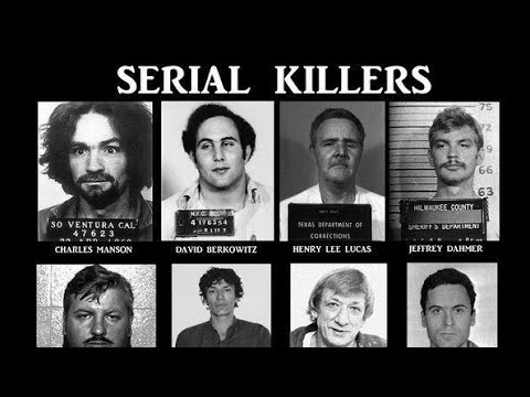 SERIAL KILLERS..Tales of the Grim Sleeper (2014) - Part 1 of 2