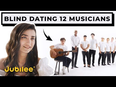 12 vs 1: Speed Dating 12 Musicians Without Seeing Them | Versus 1